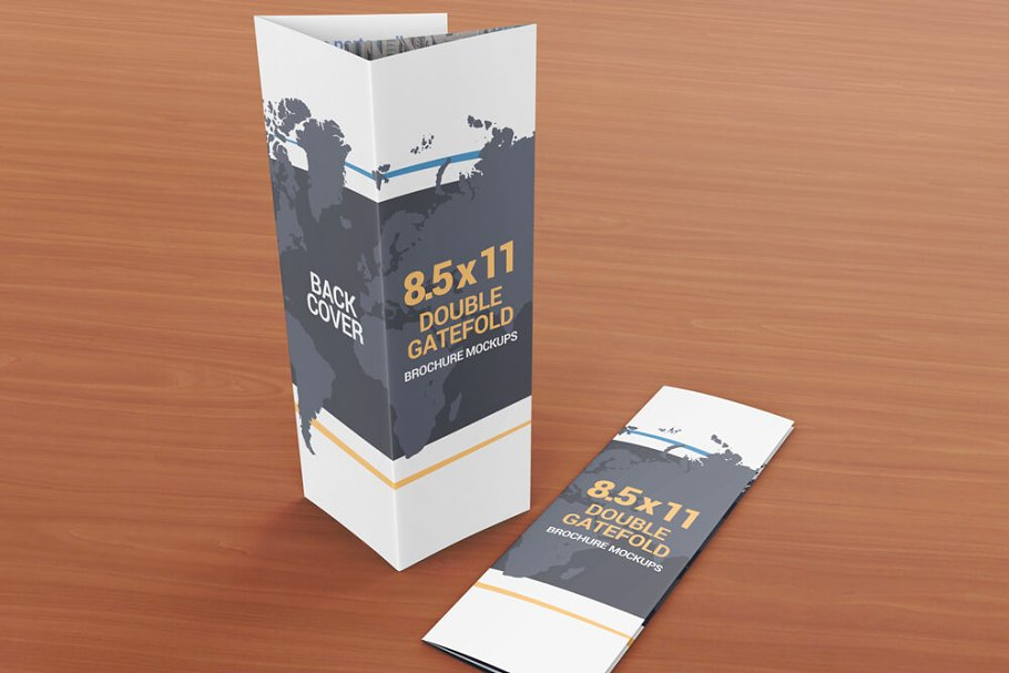 8 5 x 11 double gate fold brochure mockups on vectogravic.html