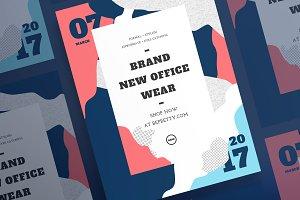 Posters | Office Wear