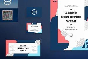 Print Pack | Office Wear