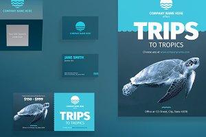 Print Pack | Travel