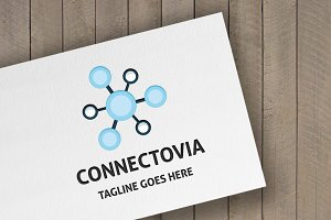 Connectovia Logo