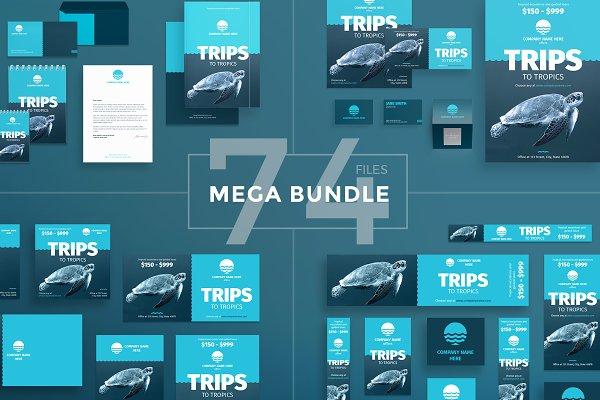 Mega Bundle | Travel