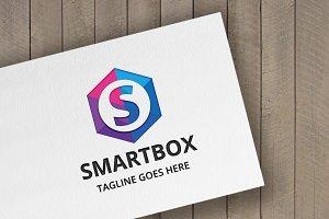Smartbox Letter S Logo