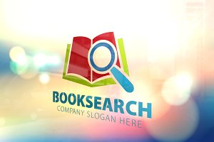 Book Search Logo