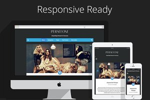 Persefone - WordPress Blog Theme