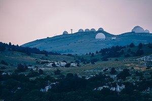 Telescope Base