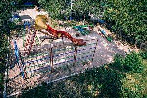 Red Playground