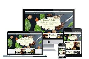 WS SPICY - Spices Wordpress theme