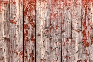 Aged wooden texture
