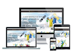 WS SNOWLIFE - Clothing Wordpress