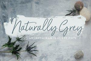 Naturally Grey Flat Lay Pack