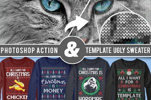 Ugly Sweater Christmas Bundle 70%OFF