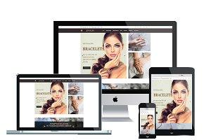 WS Jewelry - Diamond Store Wordpress