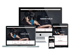 WS Sport - Equipment Store Wordpress