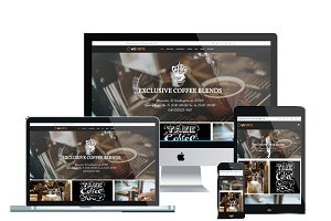 WS Coffee - Coffee  Shop Wordpress
