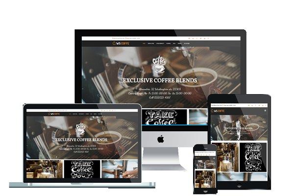 WS Coffee - Coffee  Shop Wordpress
