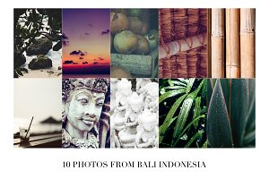 10 photos from Bali Indonesia