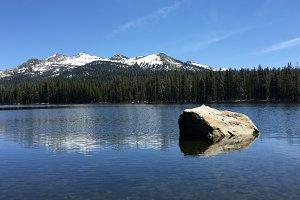 Sierra Nevada Lake