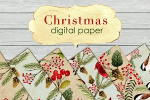 Christmas paper