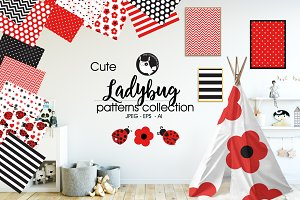 LADYBUG Pattern collection