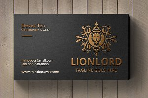 Lion Lord Logo