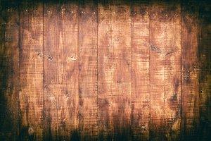 Wooden shabby background