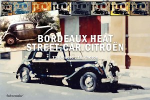 Bordeaux Town Heat Car Citroen