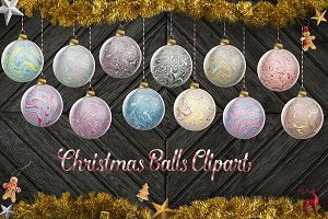 Christmas Tree Decoration Clip Art