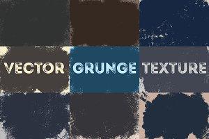 Vector grunge texture