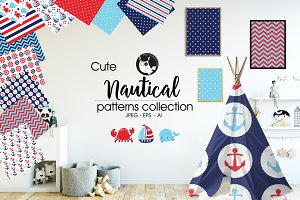 NAUTICAL Pattern collection