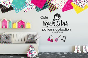 ROCK STAR Pattern collection