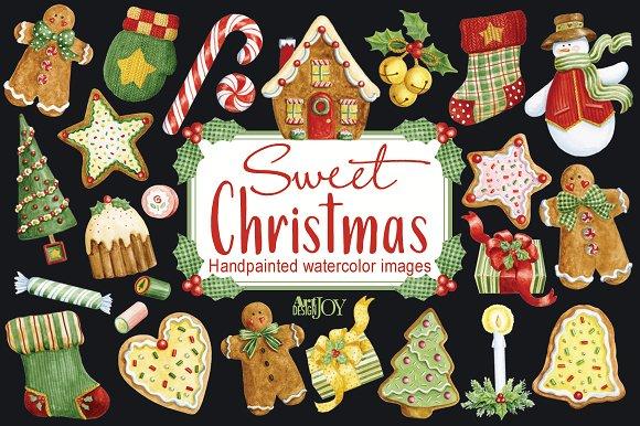 Christmas Sweets.Christmas Sweets