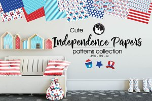 INDEPENDENCE Pattern collection