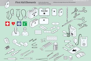 First Aid Elements