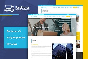 Fast Mover Packers and Mover - HTML