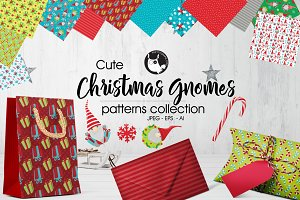 CHRISTMAS GNOMES Pattern collection