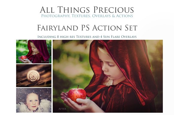 Fairyland Actions And Overlays