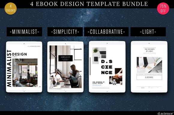 4x ebook bundle templates 67 off magazine templates creative 4x ebook bundle templates 67 off magazine templates creative market fandeluxe Images