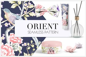 Orient - A Chinoiserie story!