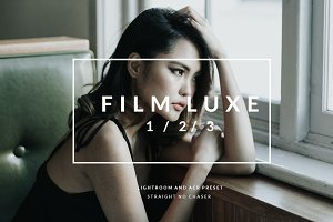 Film Luxe Lightroom and ACR Preset