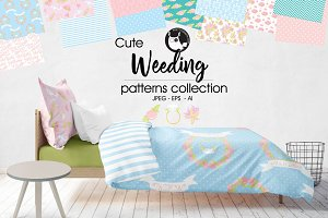 WEDDING Pattern collection