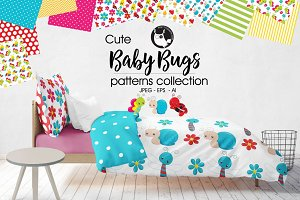 BABY BUGS Pattern collection
