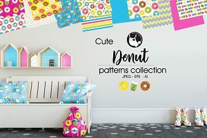 DONUT Pattern collection
