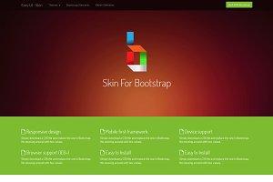 Easy UI - Bootstrap 3 Skin