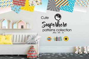 SUPERHERO Pattern collection