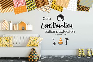 CONSTRUCTION Pattern collection
