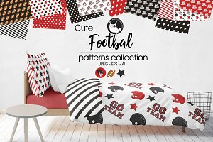FOOTBALL Pattern collection
