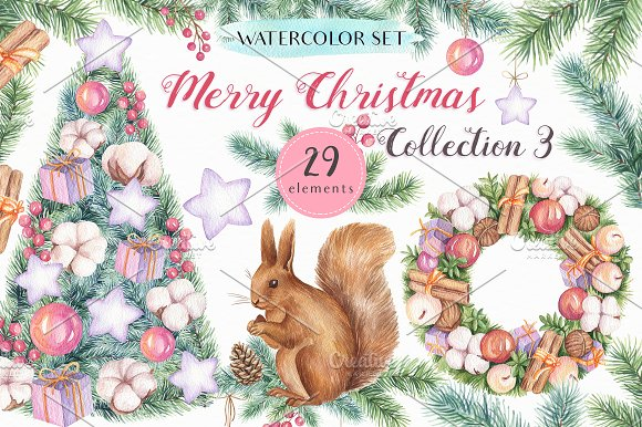 -30% OFF Merry Christmas Collection
