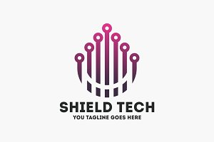Shield Tech Logo