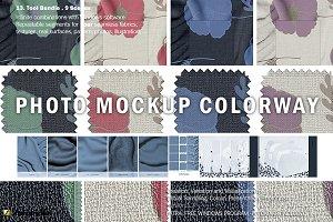 Photo Mockup Colorway Tools